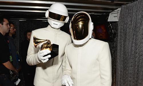 GRAMMY 2009 — Daft Punk