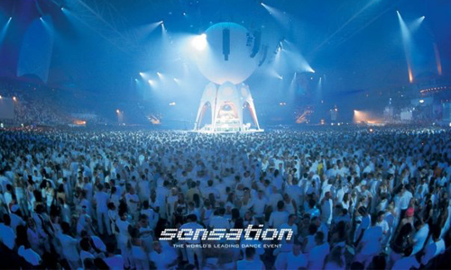 Sensation in Peterburg