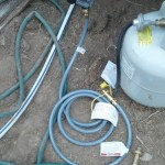 FYI, a natural gas hose does not substitute a propane hose...