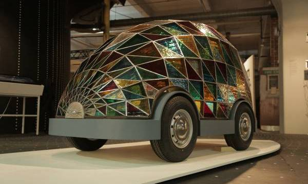 MINI explores the Future of Mobility with major exhibition opening at London Design Festival.