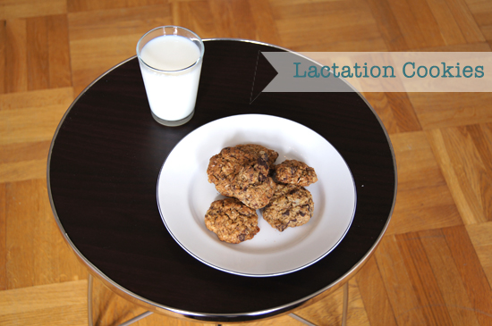 Mini Piccolini's Lactation Cookies Recipe