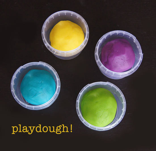 Mini Piccolini - DIY Playdough Gift Set