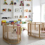 Bright Twin Nursery