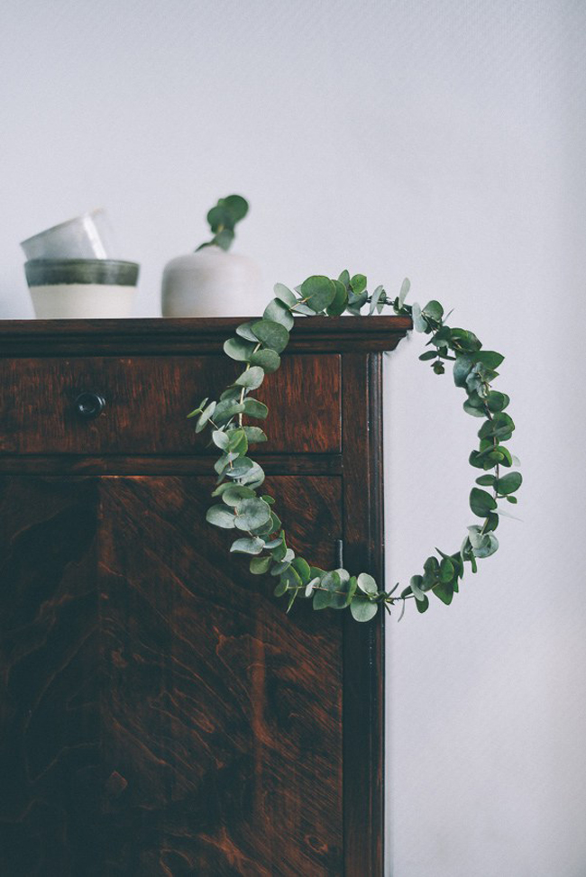 Mini Piccolini | Simple Eucalyptus Wreaths