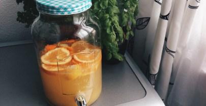 Zelf limonade maken: sinaasappels en citroen | recept