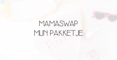 Mamaswap | Mijn pakket