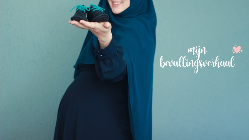 Mijn bevallingsverhaal | hypnobirthing & Aziema Fatima