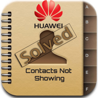 Contacts-not-showing-Huawei-Phones photo