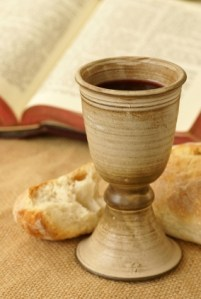 Thoughts on Communion….