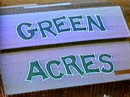 Green Acres … from City to Rural Ministry…
