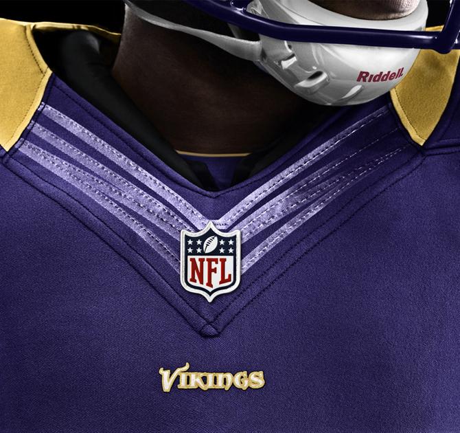 Photo of Vikings New Uniforms 2013