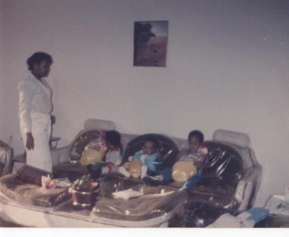 Easter 1986