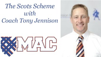 The Scots Scheme with Macalester College Football Coach Tony Jennison