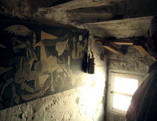Patricia Fernandez Guernica Project