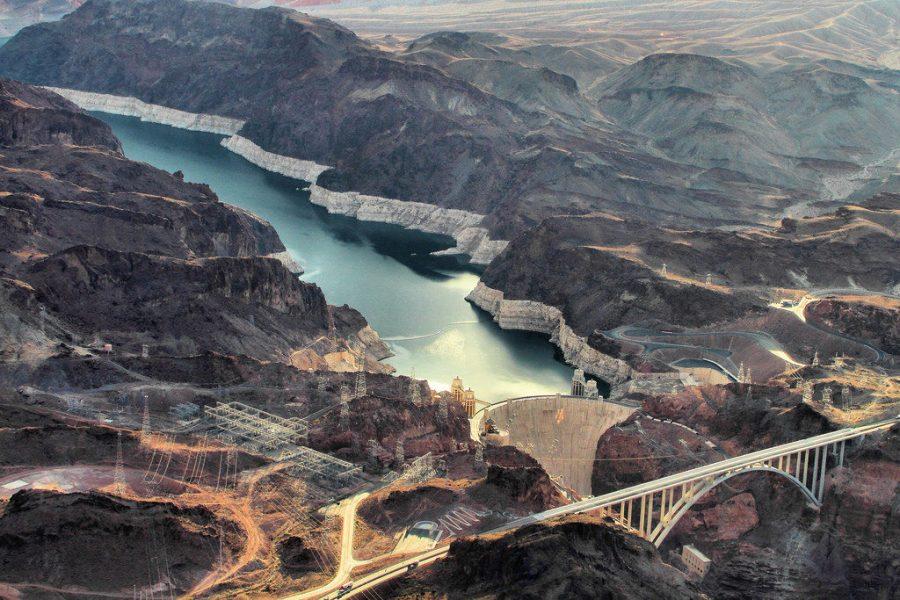 La escasez de agua también puede afectar la producción de energía eléctrica. / Airwolfhound