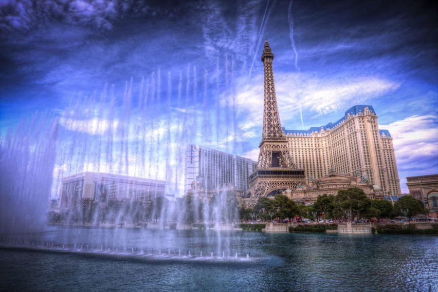 El planeta no tiene suficientes recursos para generalizar el estilo de vida occidental. En la imagen, Las Vegas. / John Hinrichs.
