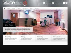Suite Studios Web Design
