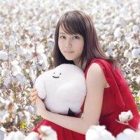 Maki Horikita Cotton USA