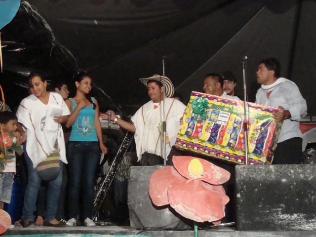 Cierre de Carnavales en La Hormiga – 7 de Enero de 2012