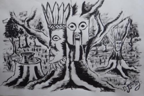 El canto del Kamëntsa Vive – crónicas de un paraíso anunciado – tercera parte