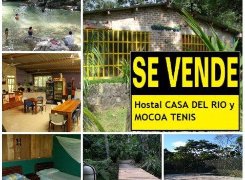 Centro Turístico y Recreativo Hostal Casa del Río – Mocoa. EN VENTA