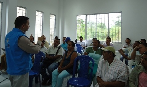 DPS realiza en Sibundoy, Comité Local de Apoyo a Proyectos – CLAP