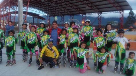 El patinaje en Colón es apoyado por la Alcaldía Municipal