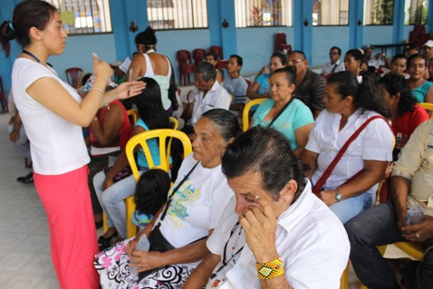 En Leguìzamo Emssanar efectuó una asamblea con los afiliados