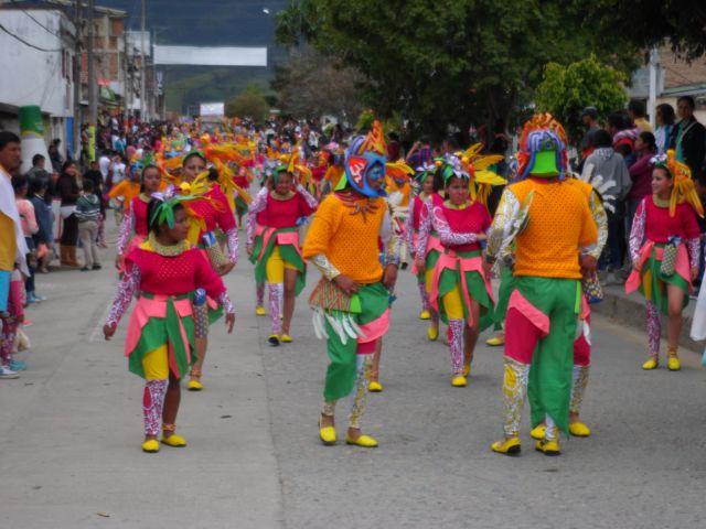 Festival de Danzas en Sibundoy