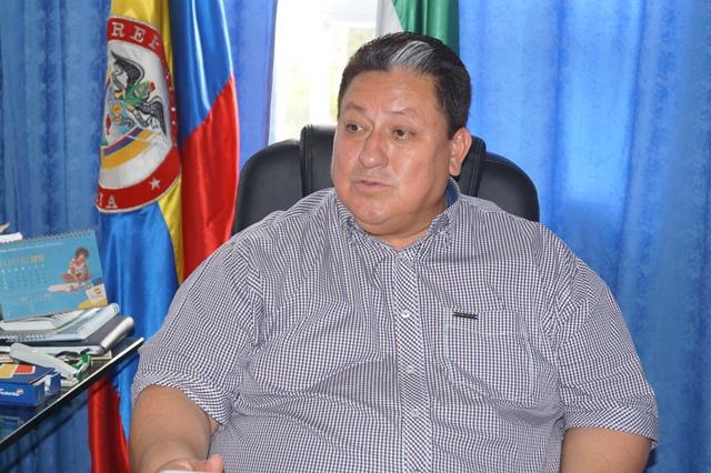 Alcalde Elver Cerón no asistirá a la Audiencia Pública de la empresa de servicios públicos