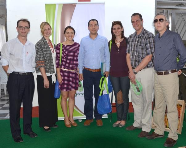 Promoviendo el desarrollo rural en Putumayo