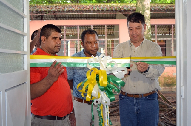 Fortaleciendo la educación en el Municipio de Villagarzón.