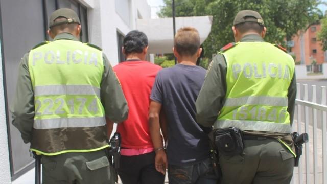 En la última semana fueron capturadas (4) personas involucradas en diferentes delitos