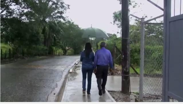 Sendero La Alameda, por la seguridad peatonal y vial en Orito