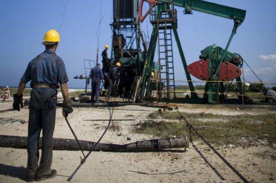 Petroleras, listas a retomar zonas afectadas por la guerra