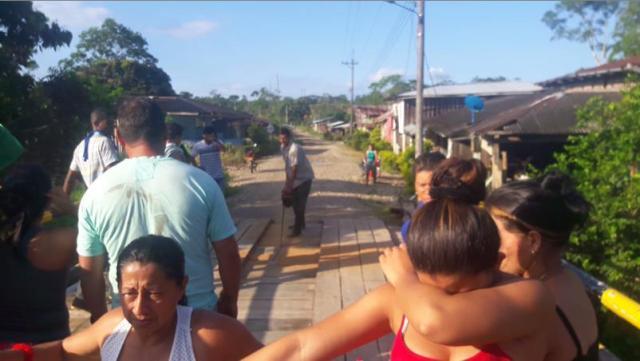 Bloqueos y paro cocalero ponen en riesgo producción petrolera en Putumayo