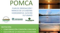 Formulación del plan de ordenación y manejo de la subzona hidrográfica alta río Putumayo