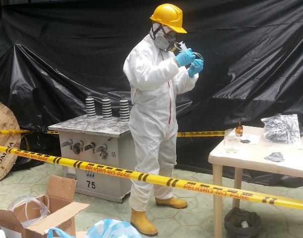 SENA Putumayo certifica personal en el manejo de sustancias peligrosas
