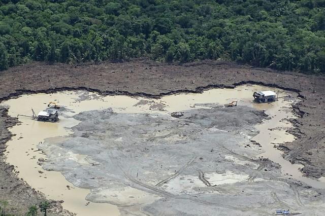 Declaran legal captura de alcalde de Puerto Leguízamo, Putumayo, por minería ilegal