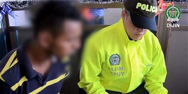 Interpol capturó colombiano sindicado de asesinar Policía ecuatoriano