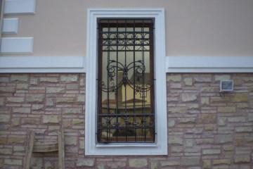 Решетки на окна (для примера 2)