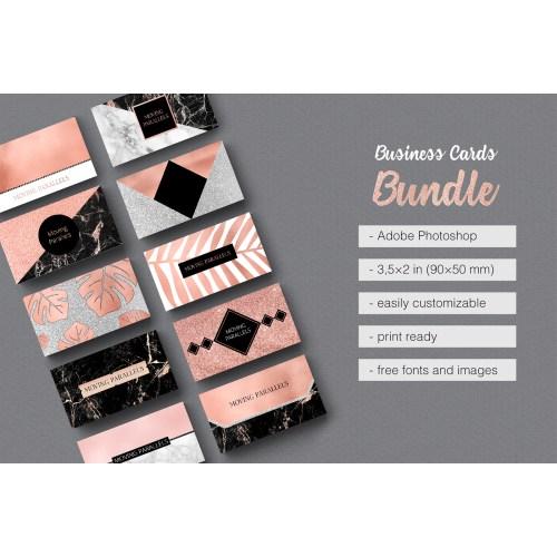 Medium Crop Of Photo Business Cards
