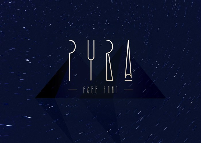 Pyra Font Download