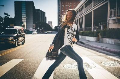 Lifestyle Urban Fashion in Downtown Los Angeles on APA ...