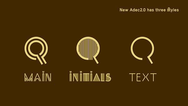 Typeface Adec2.0 Font Download