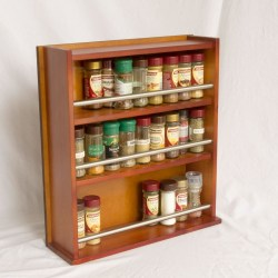 Small Crop Of Closed Wall Shelves