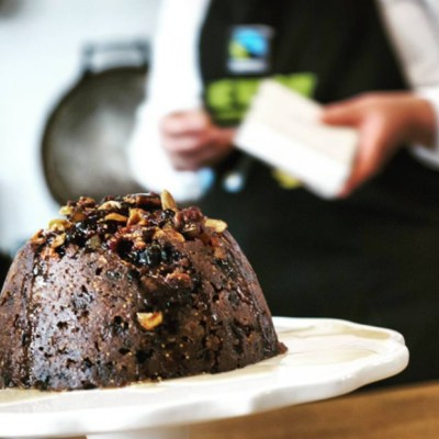 Fairtrade Christmas Pudding