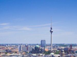 turnul de televiziune berlin