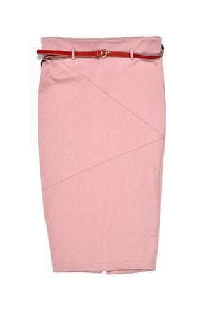 גאמפ חצאית עפרון ורוד 229.9שח צילום אפרת אשל (Custom)