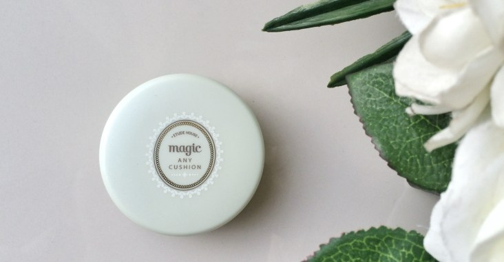 Green Is Good: Etude House's Precious Mineral Any Cushion In Magic Mint